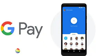 New feature for Google Pay users .. NFC payments can now be made ..