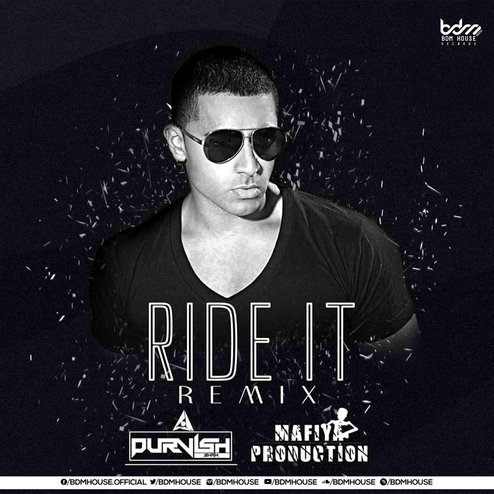RIDE IT (REMIX) - Deejay Purvish x Mafiya Prod ( BDDJSMUSIC.COM )