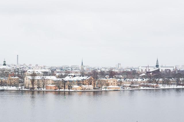 Estocolmo invierno