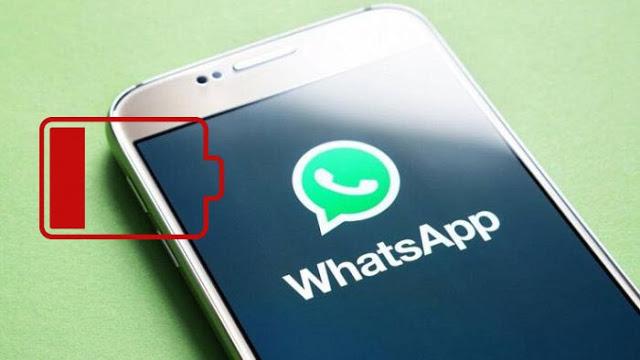آخر تحديث للواتساب يستهلك 40 في المائة من البطارية في هذه الهواتف ! سارع لحذفه وتحميل هذا الإصدلر القديم