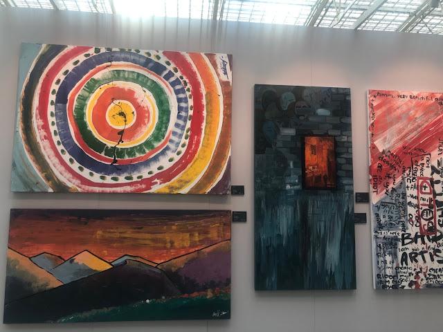 Art at Art Russia Fair 2020