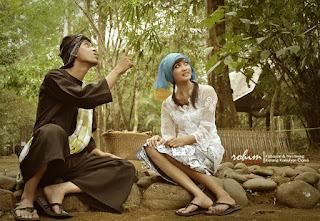 Baju adat sunda - Jawa Barat