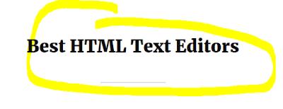 5 Teks Editor HTML Gratis untuk Wordpress