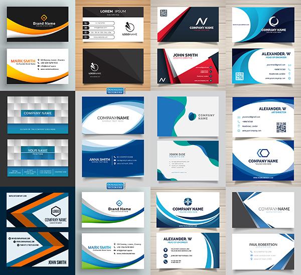 12-mau-do-hoa-the-thiep-kinh-doanh-hien-dai-business-card-vector-8784