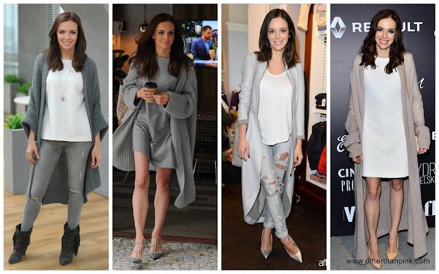 Dress like a star #9 czyli stylowa Ania Wendzikowska