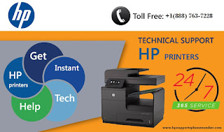 HP Printer Customer Support phone number