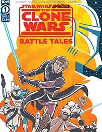 Star Wars Adventures: The Clone Wars-Battle Tales
