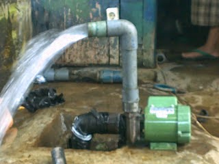 pumpa air sanyo