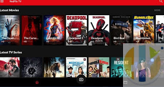 RedFlix TV v1.0.9 Full APK