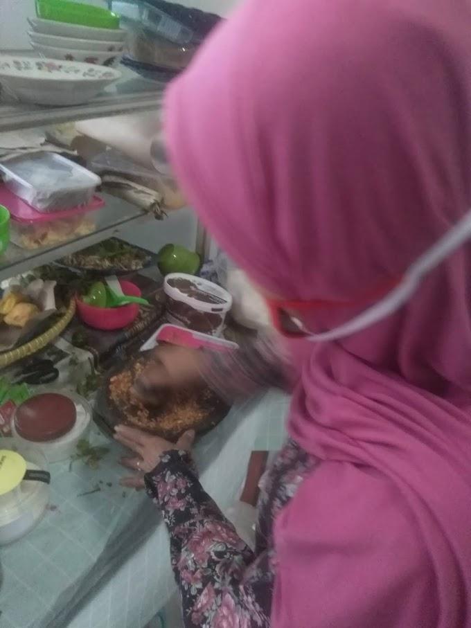 Lotek Enak Racikan Ambu di Rancabolang Bandung Bikin Ketagihan Semua Orang