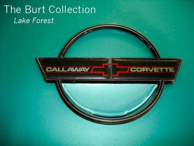 Corvette C4 (1984-1996)  1987CHEVROLETCALLAWAYCORVETTE+4
