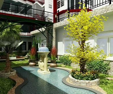 Koleksi Desain Taman Rumah Minimalis Modern