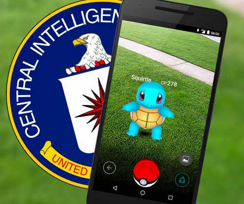 POKÉMON GO Linked To CIA
