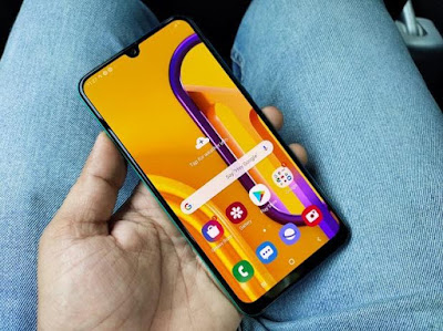 Samsung Galaxy M10s: Looks Expensive than its Price