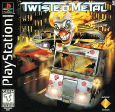 Twisted Metal - PS1 - ISOs Download