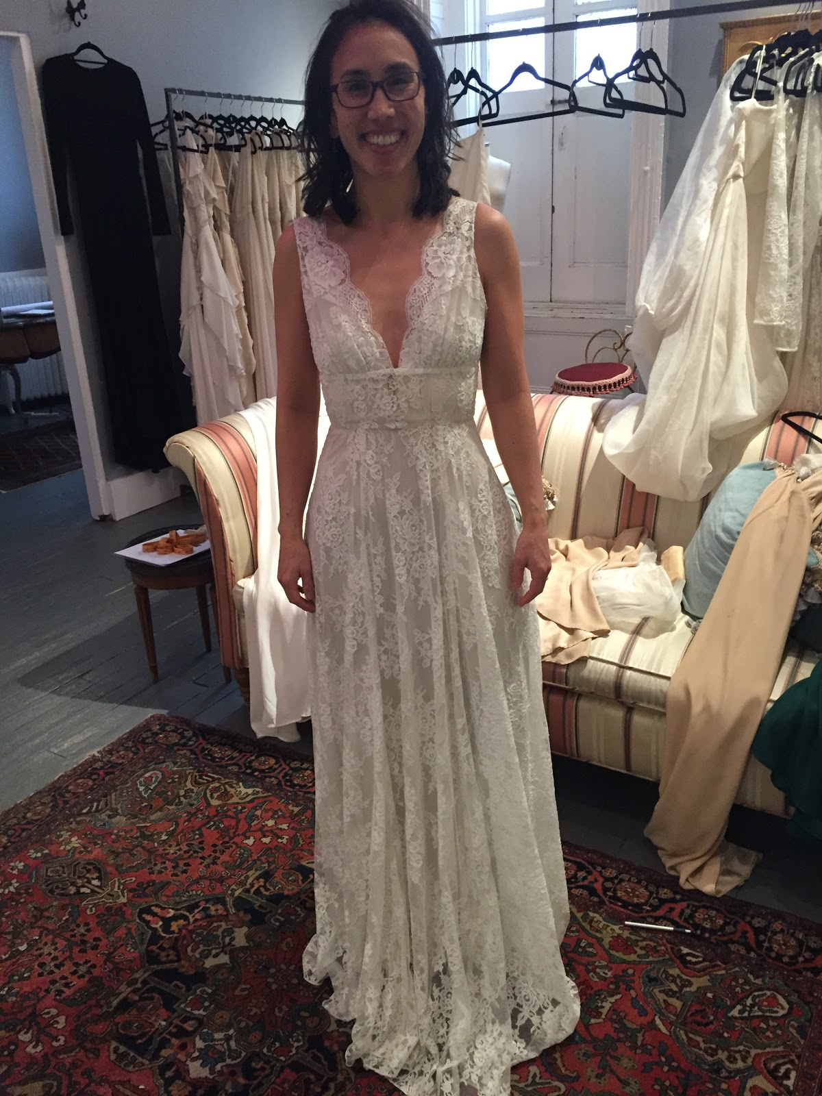 While there were things I liked about the dress 95f5cdb1a4bb