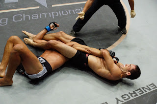 MMA submission