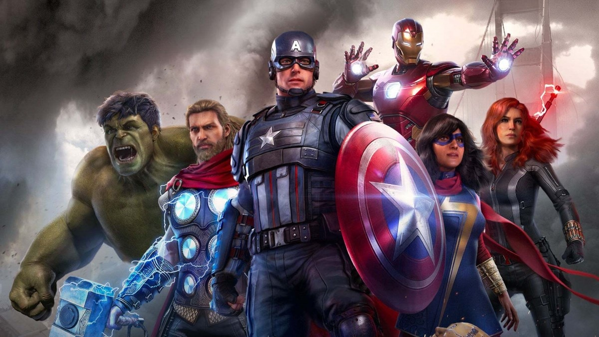 Marvel avenger recreation beta