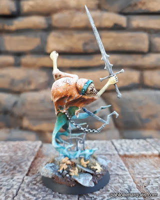 Bladegheist Revenants conversion