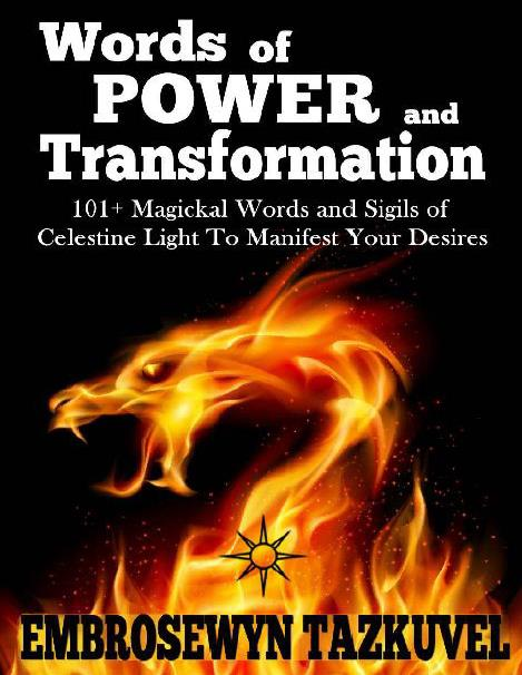 Words of POWER and Transformation