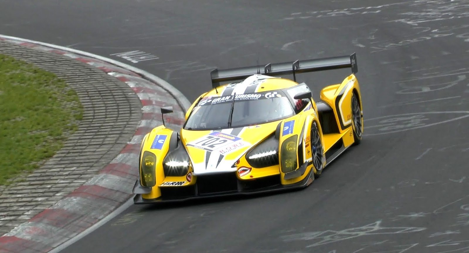 James Glickenhaus Proposes N 252 Rburgring Lap Time Competition