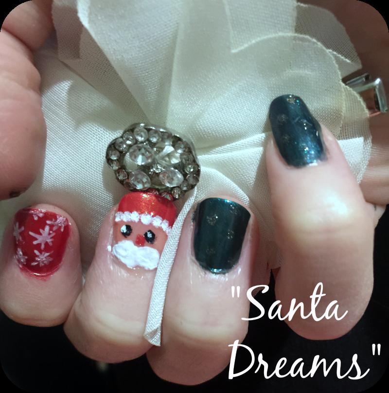 christmas nail tutorials