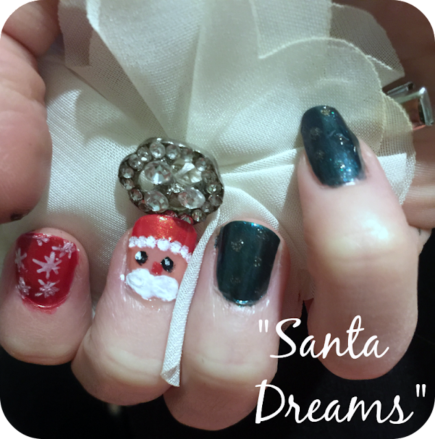 christmas nail tutorials
