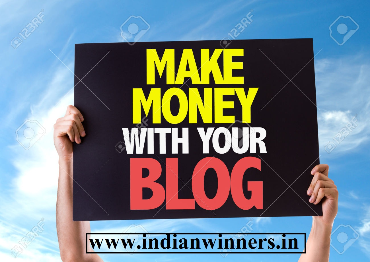 how to create a blog and earn money in hindi