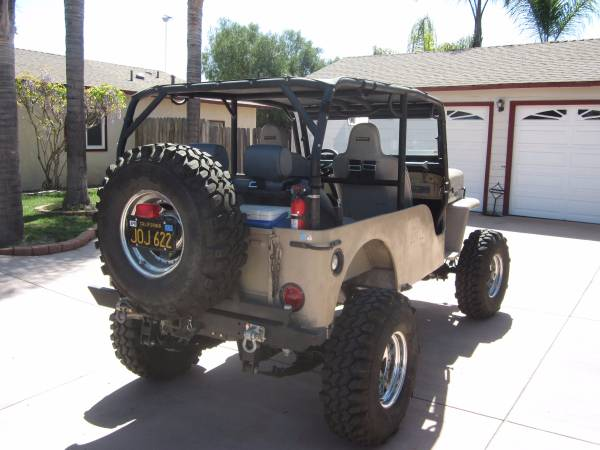 Military Jeep For Sale >> 1960 Willys Jeep CJ3B For Sale - 4x4 Cars