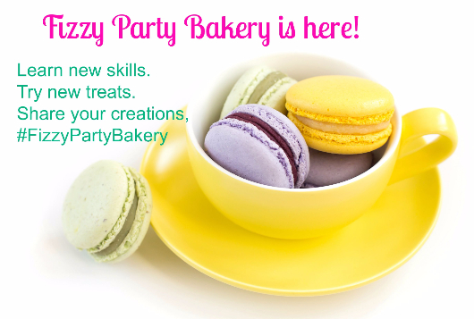 Fizzy Party Newsletter Bakery Club #FizzyPartyBakery