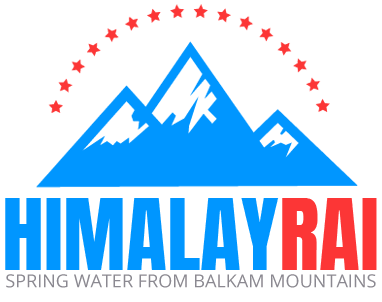 HimalayRai - Water From The Western Part of HImalayas