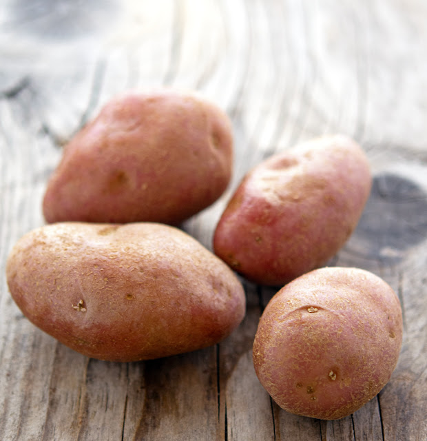 Mom's Parsley Potato Salad