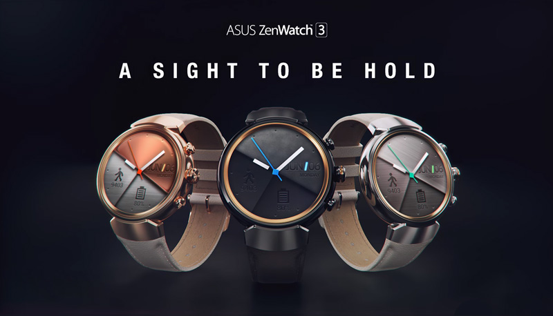 Zenwatch 3 Gets Android Wear 2.0 Says Asus.