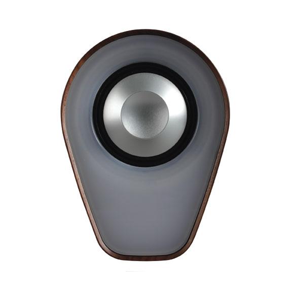 sensai wood speaker lamp