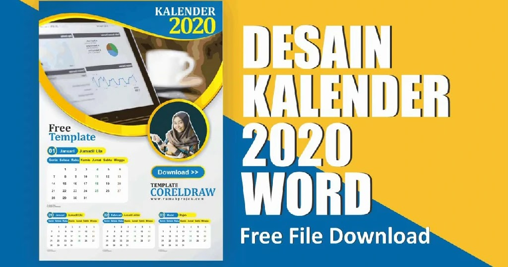 Free Kalender .Doc : Cara Membuat Kalender dengan ...