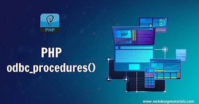 PHP odbc_procedures() Function