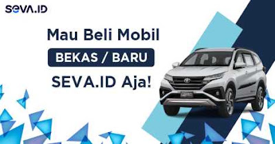 SEVA Tempat Mobil Online Baru dan Bekas