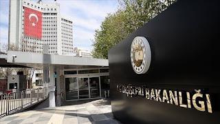 أنقرة ترفض إدّعاءات الجامعة العربية المعادية لتركيا