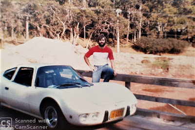 Henrique teve que vender seu Bianco em 1985, para poder se casar.