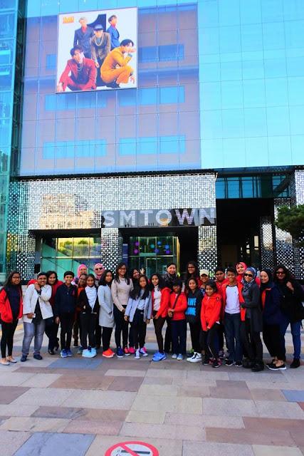 DMC in Seoul