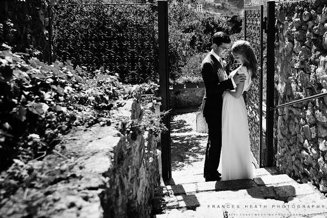 Summer wedding in Ravello