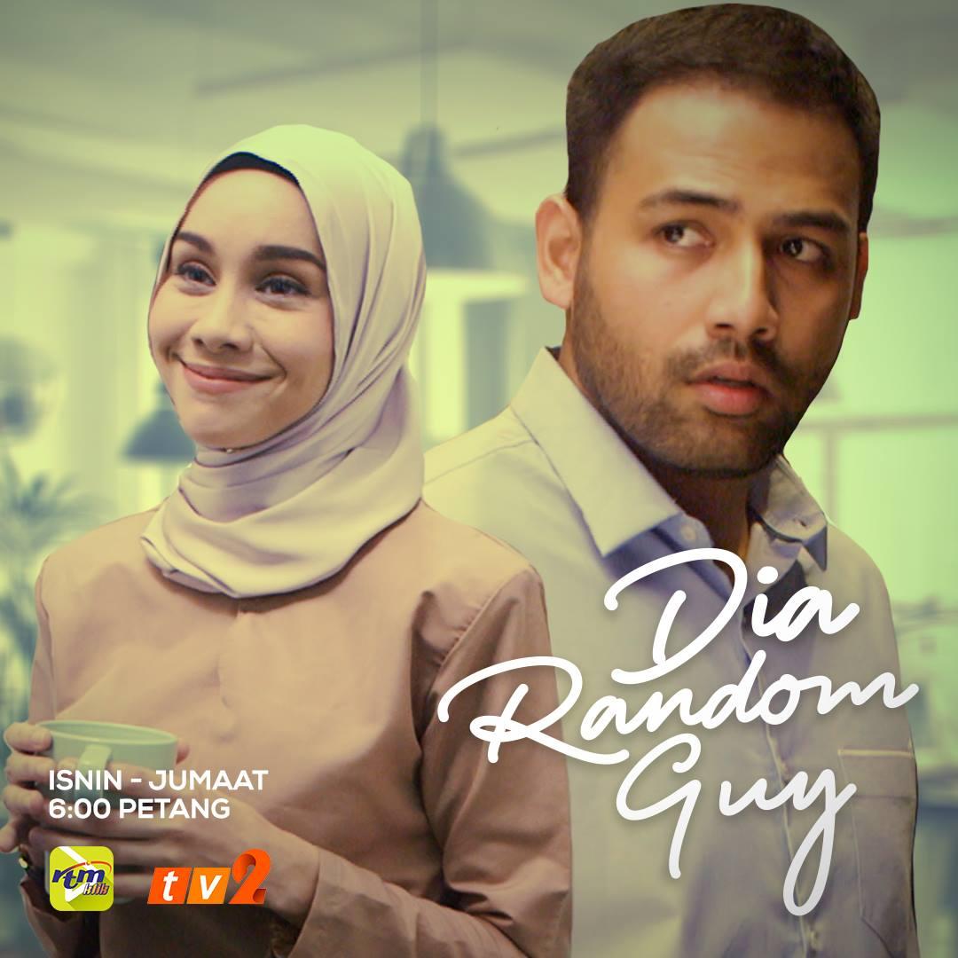 Tonton Episod Penuh Dia Random Guy (2021) TV2