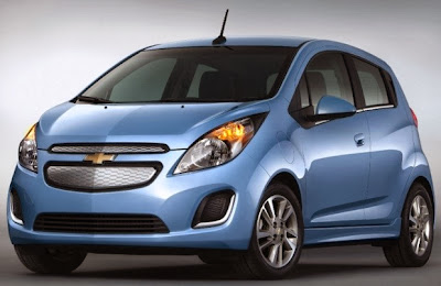 chevy spark ev tops epa list with 119 mpge electric vehicle news. Black Bedroom Furniture Sets. Home Design Ideas