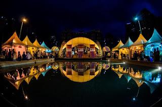 festival lectura chacao programacion plaza altamira