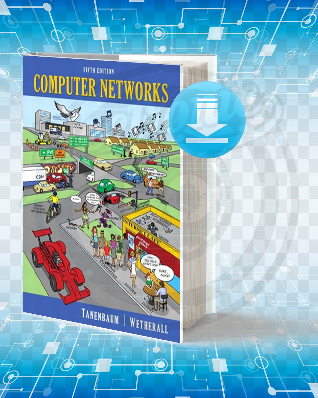 Free Book Computer Networks pdf.