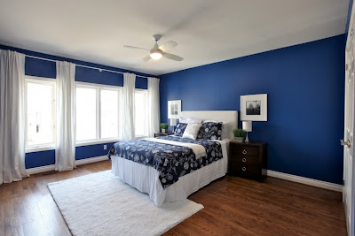 fotos de dormitorios azules blue bedrooms decorar tu