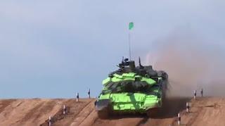 Videoklip obsahuje vyjímečná videa, která předvádějí možnosti současných domácích tanků. Nový tank Armata překonává překážky různých úrovních, počínaje louží a konče svahem. Také byly demonstrovány možnosti střelby tanků i na místě, i v pohybu.