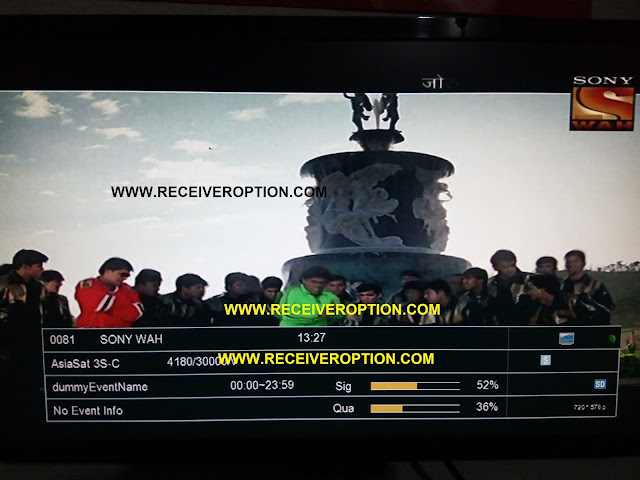 SUPER GOLDEN++ HD RECEIVER POWERVU KEY OPTION