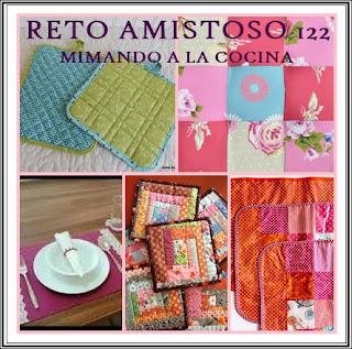 RETO AMISTOSO 122