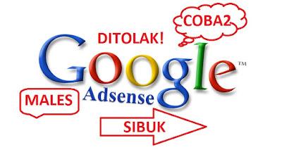 Alasan Orang Beli Akun AdSense Non Hosted